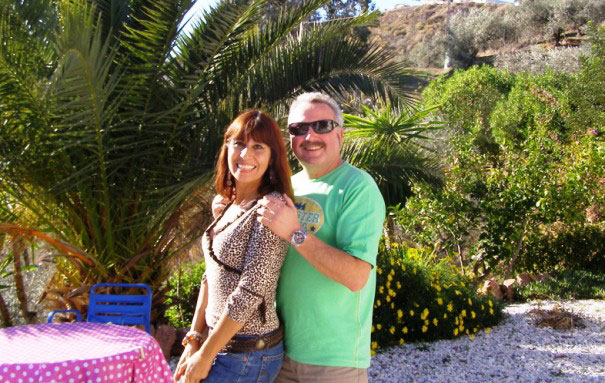 Carl and Maria Cullimore Andalusian Holidays